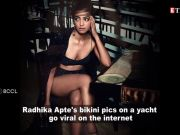 Radhika Apte sets the temperatures soaring with sizzling bikini pictures