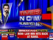 Rahul Gandhi is weakening India's COVID fight, deliberately twisting facts: Ravi Shankar Prasad