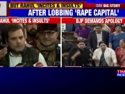 Rahul Gandhi refuses to apologise on 'rape' remark, says govt diverting attention from North-East