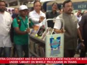 Railways, Maharashtra govt start book library for train passengers