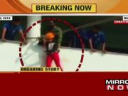 Raipur: School girl fell from 30 feet height while trying zip-lining sport, critical