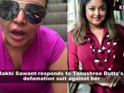 Rakhi Sawant hits back at Tanushree Dutta, says she will file defamation suit of Rs. 50 crore
