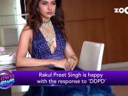 Rakul Preet defends De De Pyaar De's plot and shares her views