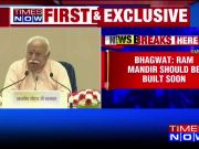 Ram temple should be built soon, says RSS chief Mohan Bhagwat