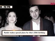 Ranbir-Ayan planning to surprise Alia Bhatt on birthday in Bulgaria