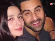 Ranbir Kapoor and Alia Bhatt celebrate Valentine's Day over curated private dinner