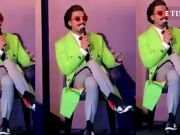 Ranveer Singh steps out in neon green, wifey Deepika Padukone asks 'going where?'