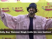 Ranveer Singh trolls his dressing style, compares it to 'toilet cleaner'