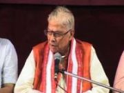 Ready to debate with PM over FDI: Murli Manohar Joshi
