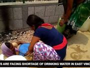 Residents face drinking water crisis in Delhi's East Vinod Nagar