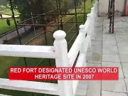 Restoring the grandeur of Delhi's iconic monument, the Red Fort