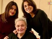Riddhima Kapoor enjoys family time with parents Rishi Kapoor and Neetu Kapoor, shares picture
