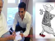 RK Laxman Birth Anniversary: Common man's cartoonist, who represented average Indian
