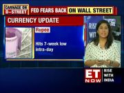 Rupee hits 7-week low, ends at 64.25 against dollar