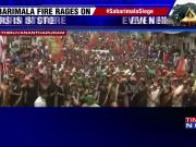 Sabarimala: BJP holds massive protest against Kerala government