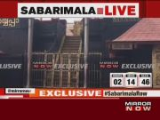 Sabarimala temple gates set to open today