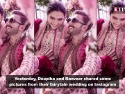 Sabyasachi reveals a secret behind Deepika Padukone's Konkani wedding outfit