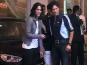Saina receives shimmering BMW from Sachin
