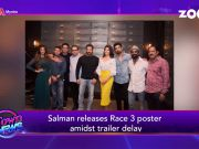 Salman Khan finally announces release date of 'Race 3' trailer