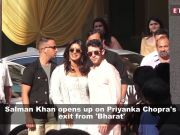 Salman Khan reveals it was Priyanka Chopra who showed interest to work in 'Bharat'