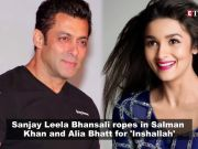 Salman Khan to romance Alia Bhatt in Bhansali's 'Inshallah', Kartik Aaryan-Sara Ali Khan's bike riding scene gets leaked, and more…