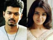 Samantha to act with Vijay