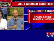 Samjhauta blast case: NIA acquits all four accused