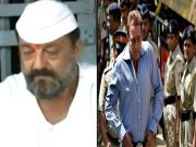 Sanjay Dutt back in jail