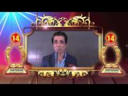 Santosham South India Film awards Celebrity bites - Sonu Sood