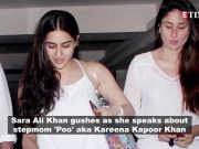 Sara Ali Khan on having Kareena Kapoor Khan as stepmom: People tell me you have willed this to happen