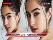 Sara Ali Khan's latest picture goes viral