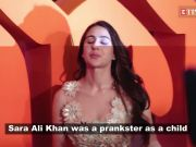 Sara Ali Khan was a naughty child, reveals grandmother Sharmila Tagore