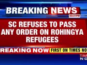 SC asks Centre for report on conditions in Rohingya camps