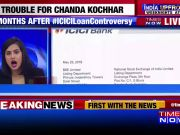 Sebi serves notice to ICICI Bank CEO Chanda Kochhar in Videocon loan case