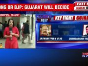 Second phase of polling in Gujarat assembly elections begins