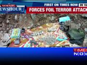 Security forces foil terror attack, LeT's hideout busted in Kupwara