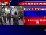 Security forces launch massive anti-terror operations in Valley