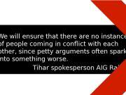 Security of Pakistan, Kashmir inmates in Tihar tightened