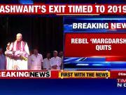 Senior leader Yashwant Sinha quits BJP