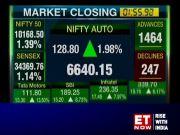 Sensex rallies 307 pts as financials gain; Nifty tops 10,150