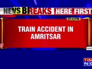 Several people feared dead in train mishap near Amritsar