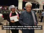Shabana Azmi, Javed Akhtar cancel Karachi trip after Pulwama terror attack; Ameesha Patel dragged to court, and more…