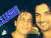 Shah Rukh Khan in Dhoni biopic ?