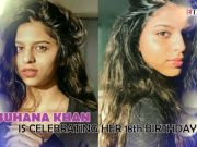 Shah Rukh Khan's glamorous daughter Suhana Khan turns 18