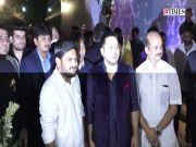 Shah Rukh, Salman Khan, Katrina Kaif to Sachin Tendulkar: Celebs dazzle at Poorna Patel's reception