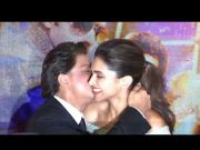 Shah Rukh's most romantic kiss ever with Deepika