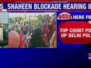 Shaheen blockade: SC pulls up Delhi police, pushes hearing date to March 23
