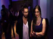 Shahid in 'Haider' look at Inam screening
