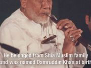Shehnai maestro Ustad Bismillah Khan passed away on August 21
