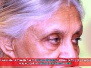 Sheila Dikshit, who gave Delhi its modern look